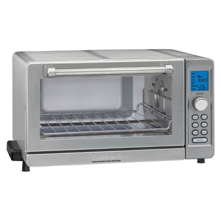 Countertop Convection Oven Target : ... page - Cuisinart Deluxe Convection Toaster Oven/Broiler TOB-135