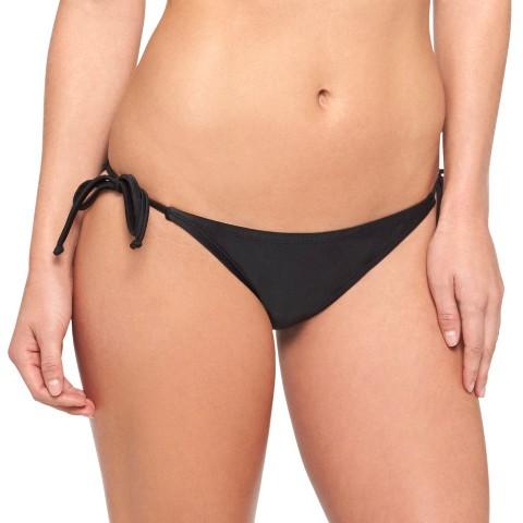 black string bikini bottoms - photo #2