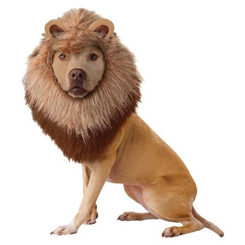 Buyseasons Lion Pet Costume