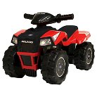 Polaris Scrambler ATV Ride-On -- Red