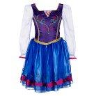 Disney Frozen Anna Dress Size 7/8