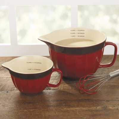Ecom Measuring Bowl Set Chefs
