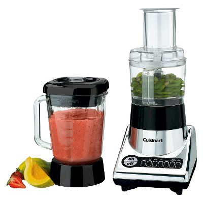 Cuisinart SmartPower Duet Blender/Food Processor - Chrome BFP-10CH