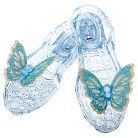 Cinderella Enchanted Waltz Light Up Glass Slippers