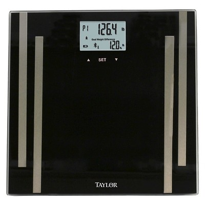 Scale Taylor Digital Body Fat Smart