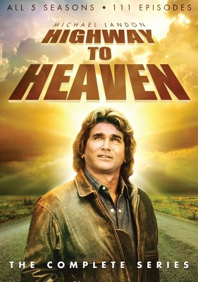 Highway to Heaven: The Complete Series [23 Discs]