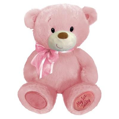 """First & Main Baby Cuddleups Plush Toy - Pink (15"""")"""
