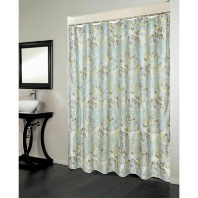 Beatrice Home Metropolitan Jacquard Shower Curtain