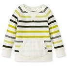 Infant Toddler Boys' Striped Pullover - Shell