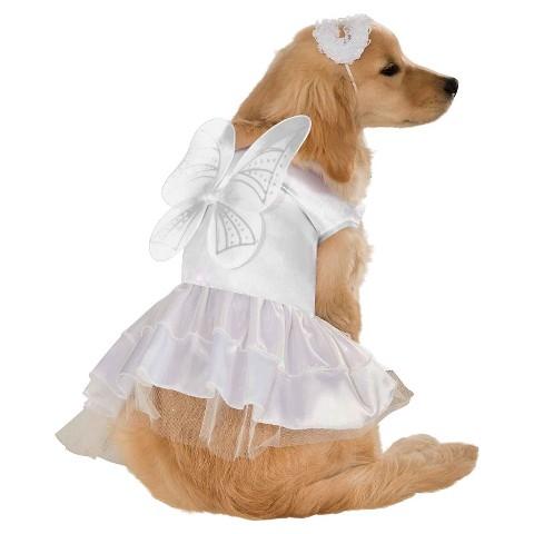 Buyseasons Angel Dog Costume Set