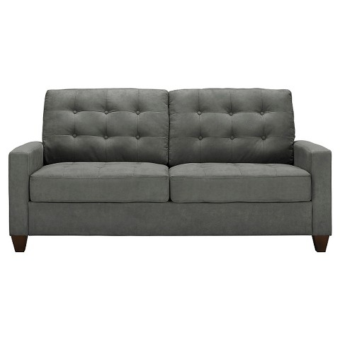 Emmeline Tufted Sofa Dorel Asia Tar