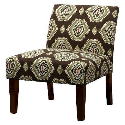 Photo For Skyline Upholstered Chair: Avington Slipper Chair   Hip Medallion