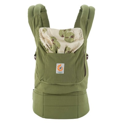 Ergobaby Organic Collection Baby Carrier - Zen