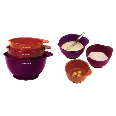 KitchenAid® 5-Piece Mixing Bowl Set