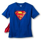 Superman Boys' Graphic Tee