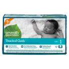 Seventh Generation Touch of Cloth Diapers Jumbo Pack (Select Size)
