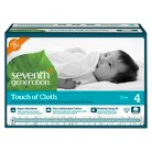 Seventh Generation Touch of Cloth Diapers Super Jumbo Pack (Select Size)