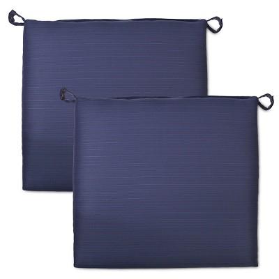 Harper Stationary Dining Chair Cushion - Navy - Threshold™