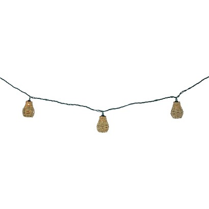 String Patio Lights At Target : Threshold UL 10ct Indoor/Outdoor String Light, S... : Target