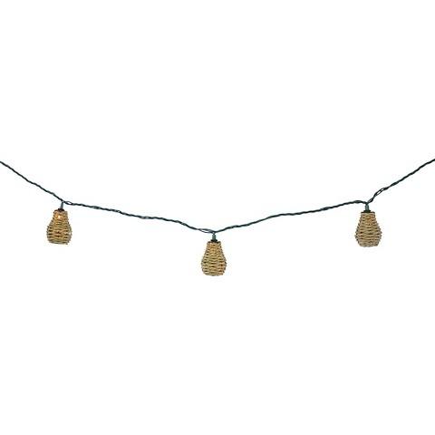 Ul 10ct indoor outdoor string light sea grass co target