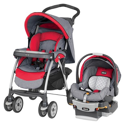 Chicco Cortina Travel System - Vivid