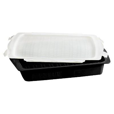 Food Storage Container ChefMate 0.359cuft Black