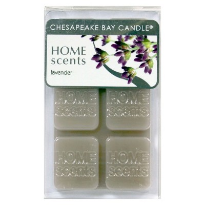 Home Scents Wax Melts (Set of 6) - Lavender