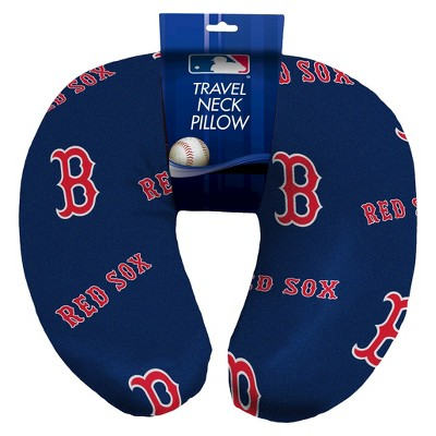 MLB Boston Red Sox Neck Pillow - Multicolor