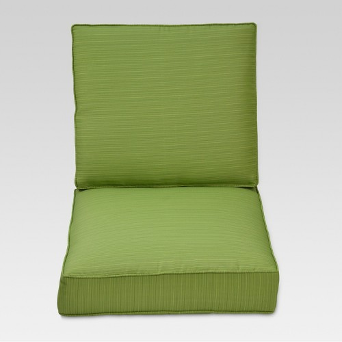outdoor replacement patio club chair loveseat cushion set ebay