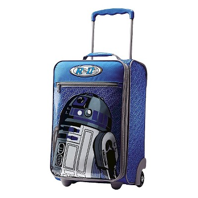"American Tourister Star Wars R2D2 18"" Carry On Luggage"
