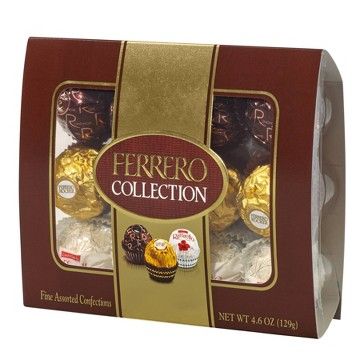 4.6 oz Collection Candy And Chocolate Variety Packs