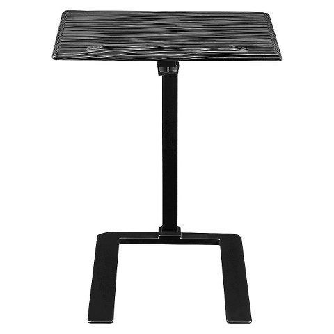Ameriwood adjustable laptop desk black target - Computer desk in target ...