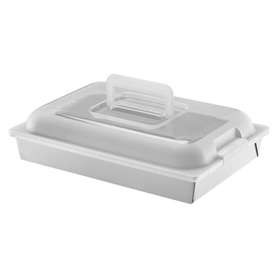 "KitchenAid® Classic Nonstick 9""x13""x2"" Cake Pan with Lid - KB6NSL9X13"