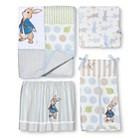 Lambs & Ivy Peter Rabbit 4pc Crib Bedding Set