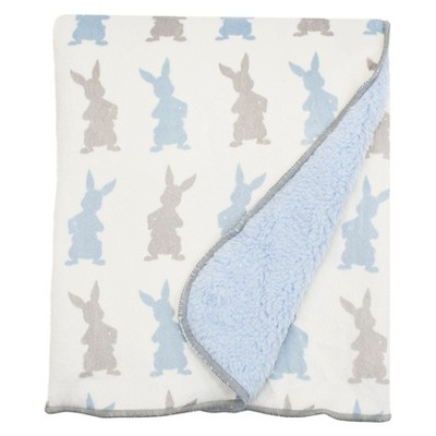 Lambs & Ivy Peter Rabbit Blanket