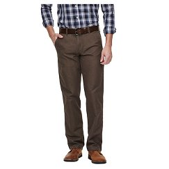 Haggar H26 - Men's Straight Fit Original Chino Pants