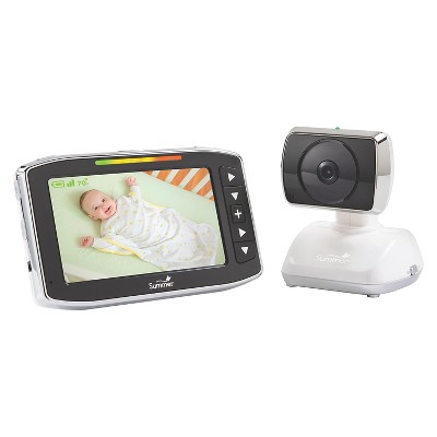 "Summer Infant® Full View™ 5"" Pan, Scan & Zoom Video Monitor"
