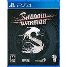 Shadow Warrior (PlayStation 4)