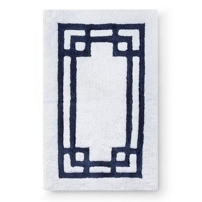 Pattern Velour Bath Rug - Fieldcrest™