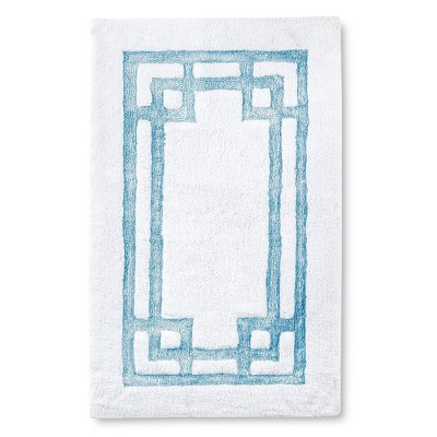 "Pattern Bath Rug - Windswept Blue (24X40"") - Fieldcrest™"