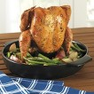CHEFS Flameproof Vertical Chicken Roaster