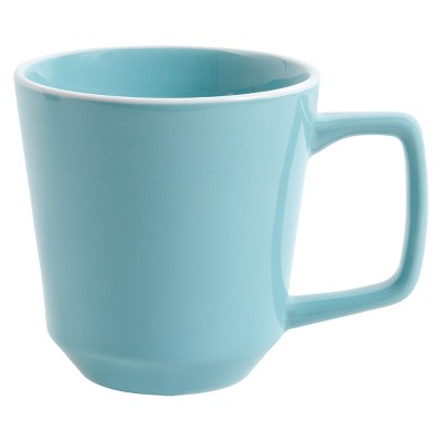 Room Essentials™ Solid Mug Set of 4 - Turquoise