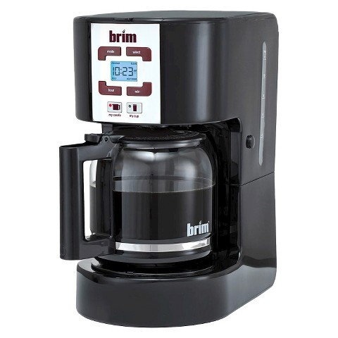 Dimensions Of Coffee Maker : Brim Size-Wise Programmable Coffee Maker SW20 --... : Target