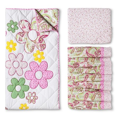 Crib Bedding Set Trend Lab Pink