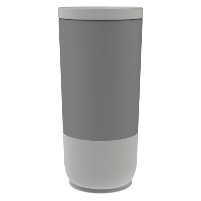 Ello Reese 14oz Ceramic Travel Mug - Grey