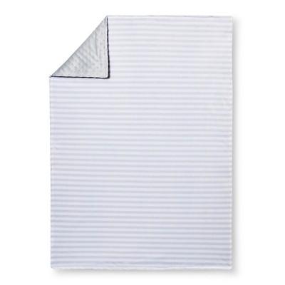 Circo™ Valboa Baby Blanket - Gray Stripe