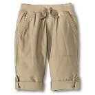 Infant Toddler Boys' Knit Waist Chino Pant