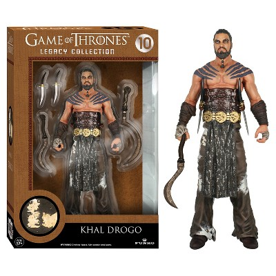 Funko Legacy Game of Thrones Khal Drogo