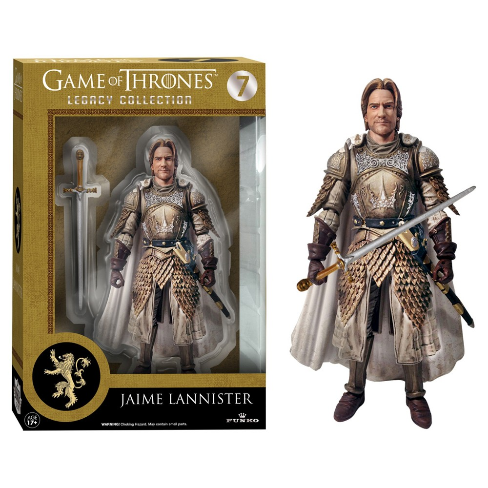 Funko Legacy Game of Thrones Jaime Lannister
