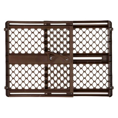 North States™ Supergate Ergo® Espresso Baby Gate